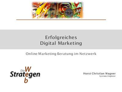 Web-Strategen Präsentation