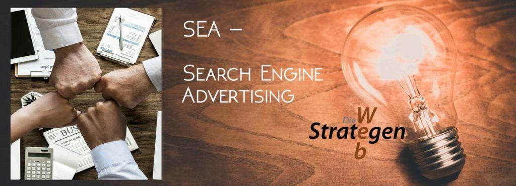 Web-Strategen - SEA – Search Engine Advertising